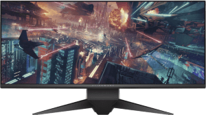 Alienware AW3418DW Monitor for RTX 2080 Ti