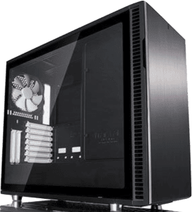 Fractal Design Define R6 Quiet PC Case