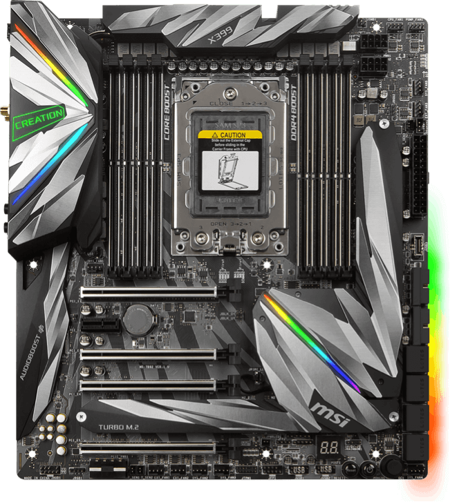 3 Best X399 Motherboards for Threadripper 2950x & 2990X