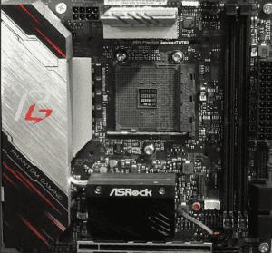 ASRock X570 Phantom Gaming ITX motherboard