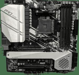 ASRock-X570M-Pro-4-mATX-X570-motherboard