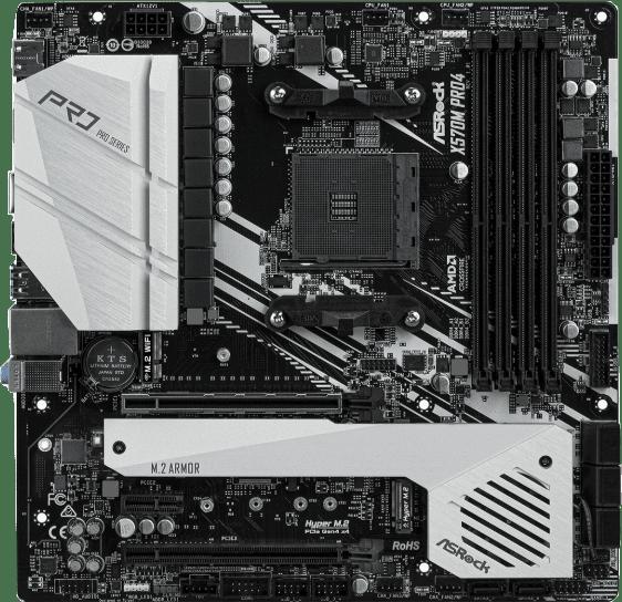 ASRock-X570M-Pro4-Motherboard