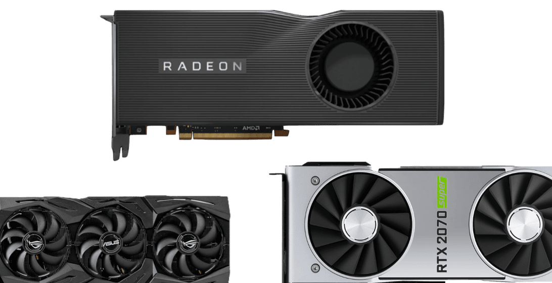Best Graphics Cards to pair with the Ryzen 7 3700X & 3800X