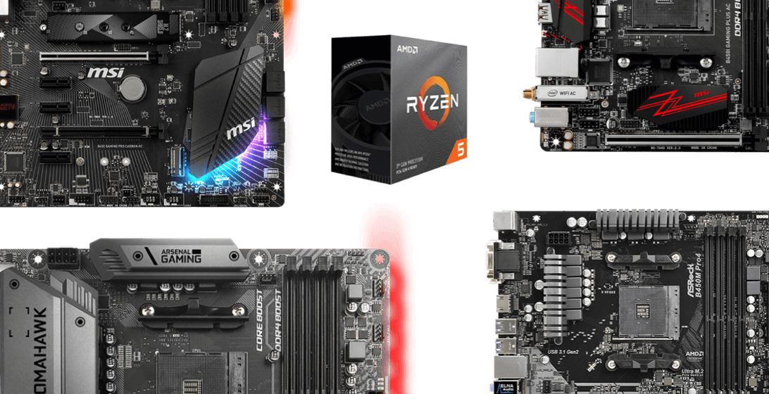 4 Best Motherboards for Ryzen 5 3600 Builds in 2019