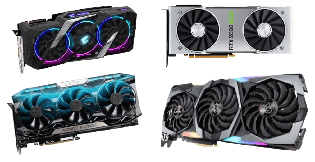 Best RTX 2080 Super Aftermarket Cards