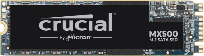Crucial MX500 500 GB M.2-2280
