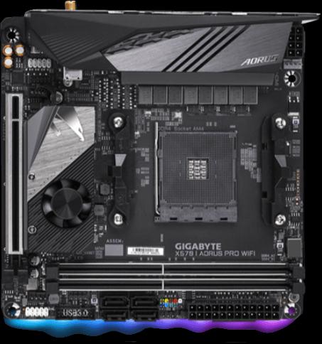 Gigabyte X570 AORUS PRO WIFI