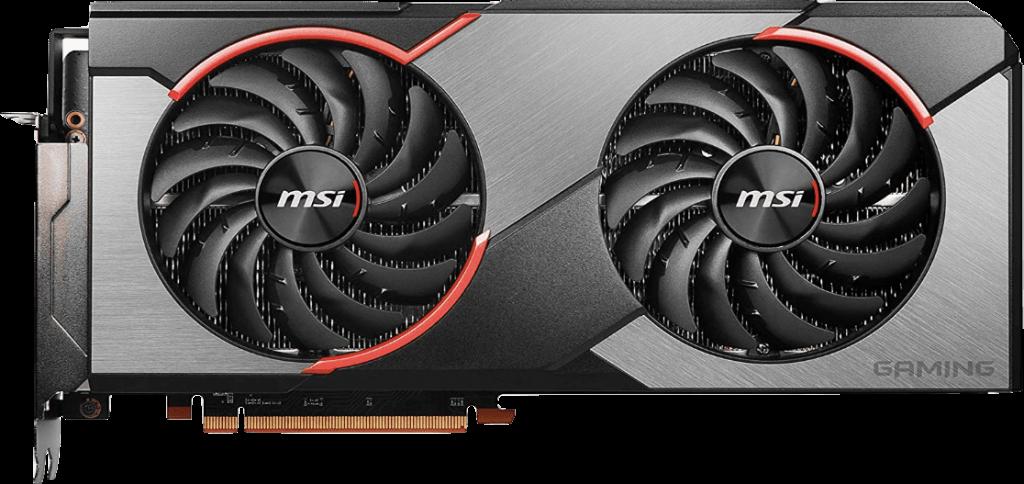 MSI RX 5700 XT Gaming X