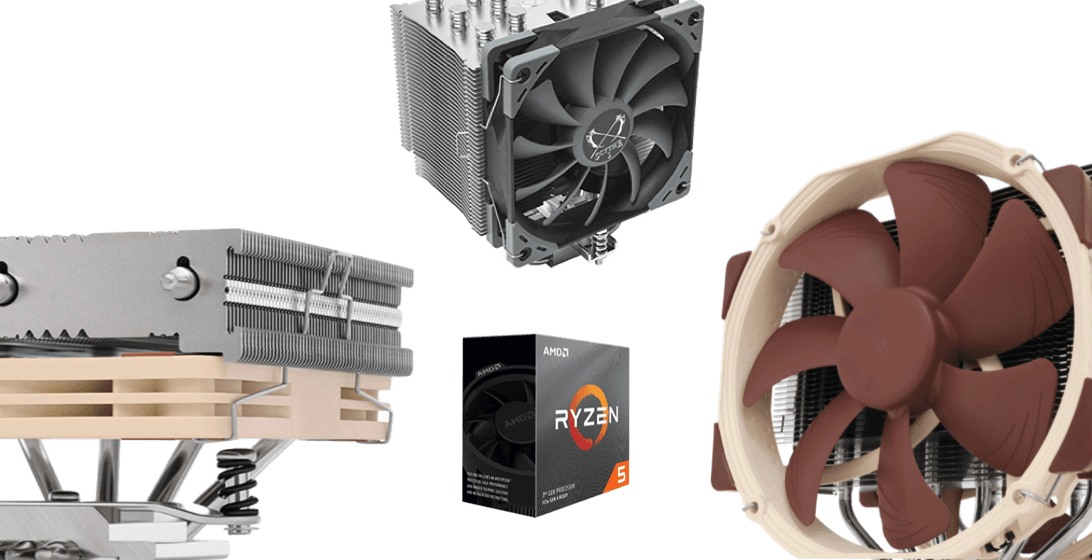 4 Best CPU Coolers for Ryzen 5 3600 Builds in 2019