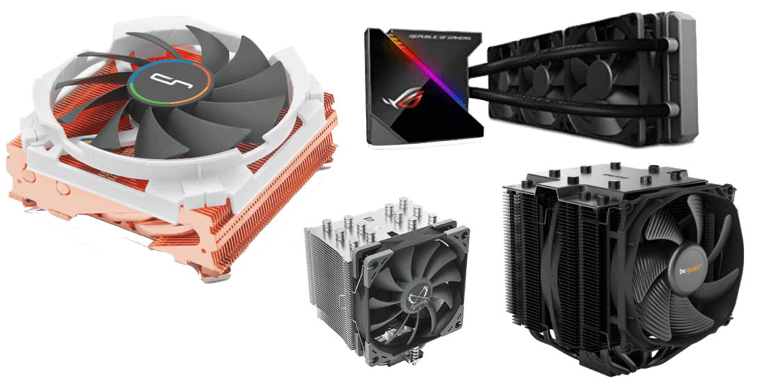 Best CPU Coolers for Ryzen 9 3900X