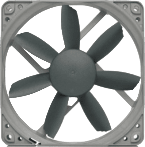 Noctua Redux 120mm PWM fans