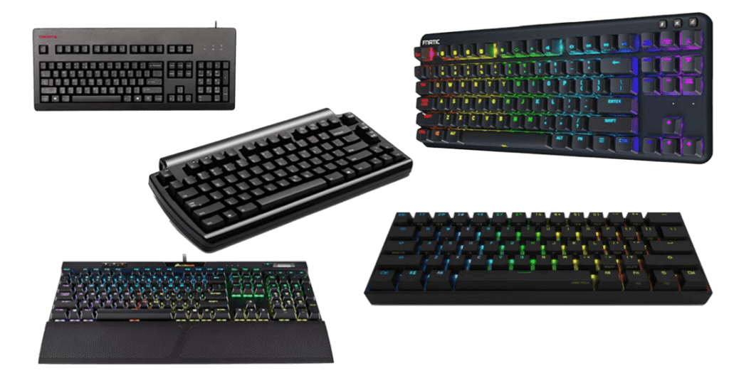 Quietest Mechanical Keyboards