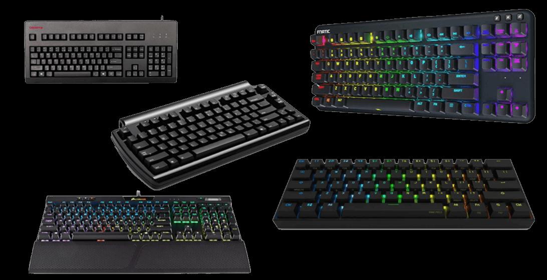 Quietest-Mechanical-Keyboards