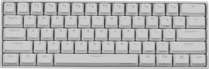 ANNE PRO 2 White mechanical Keyboard