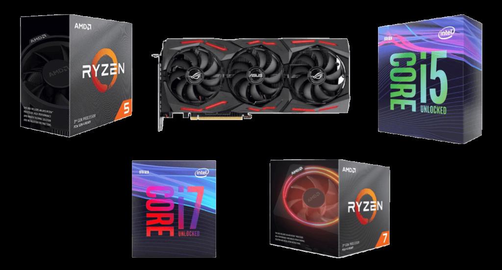 Best CPU for RTX 2070 Super