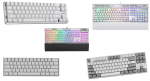 Best White Mechanical Keyboard