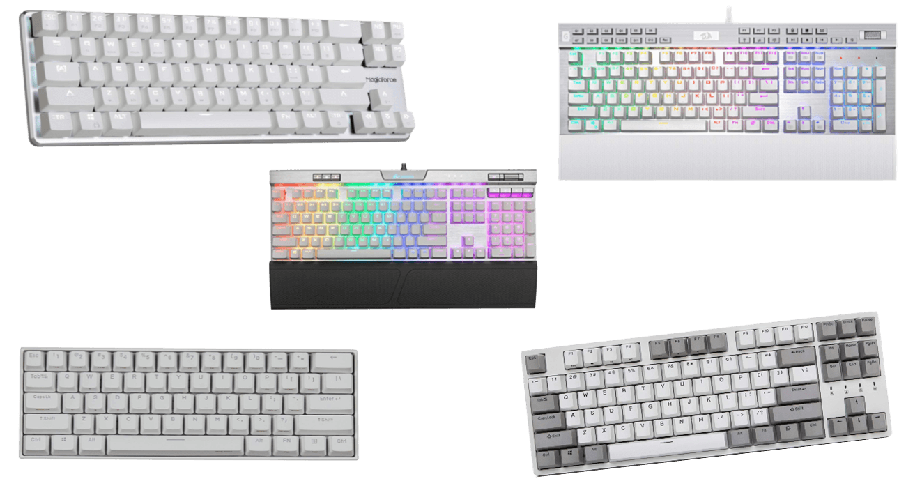 Best White Mechanical Keyboard