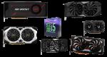 Best graphics cards for i5-9600K