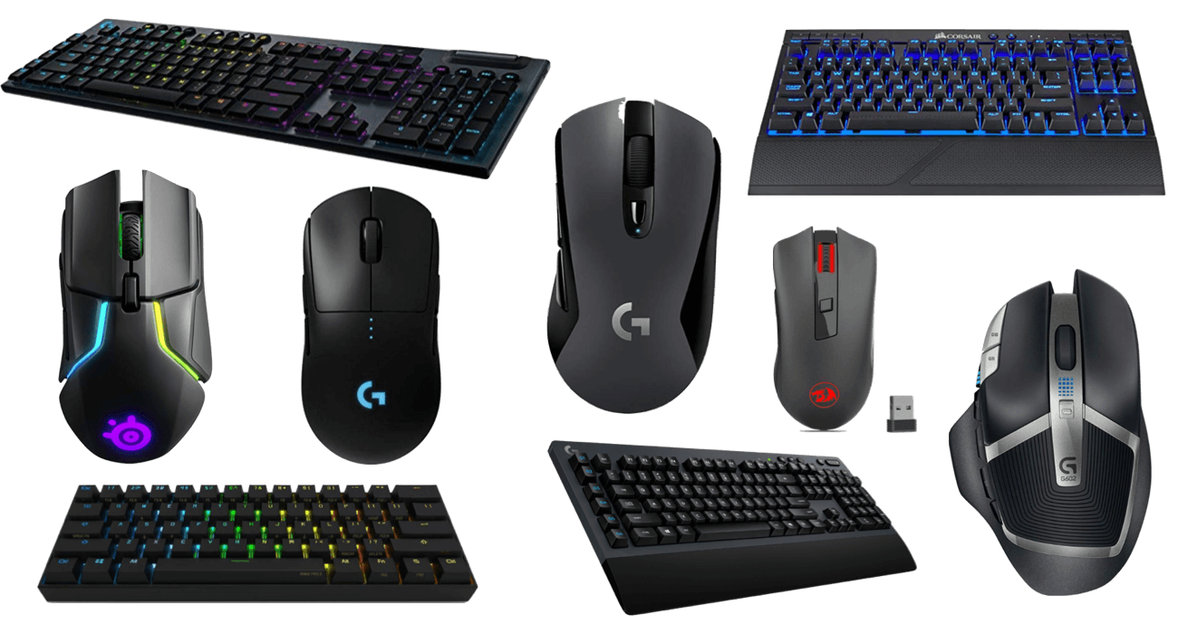 Best Wireless Keyboard 2020.5 Best Wireless Gaming Mouse And Keyboard Combos For 2019