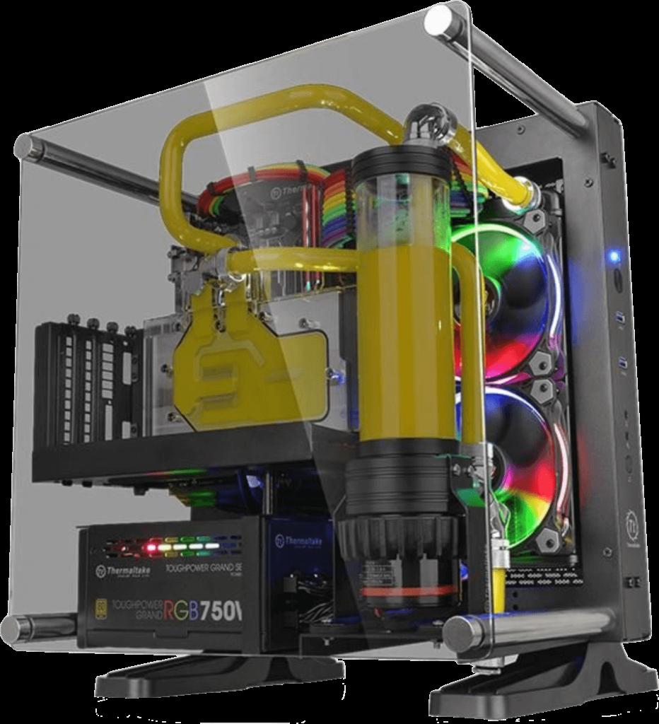 Thermaltake Core P1 Airflow Case