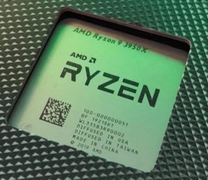 AMD Ryzen 3950X