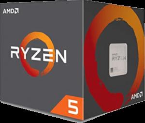 AMD Ryzen 5 2600