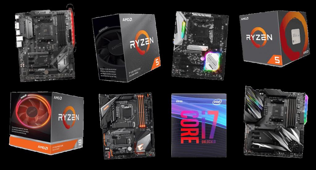 Best CPU Motherboard Combos