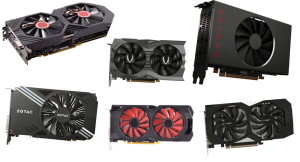 Best Entry level graphics cards