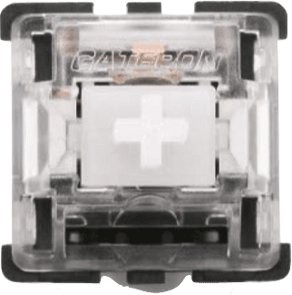 Gateron Clear Mechanical Switch for Gaming
