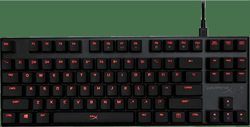 HyperX Alloy FPS Pro Cherry MX Red Keyboard