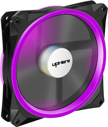 UpHere 140mm RGB Wireless fan