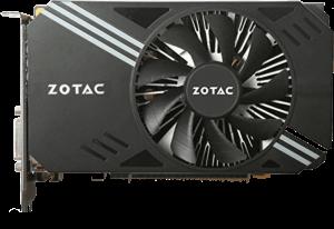 Zotac GTX 1060 Mini 6GB