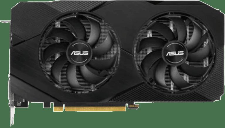 ASUS GTX 1660 Super Dual