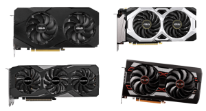 Best GPUs for 1440p 60Hz Gaming