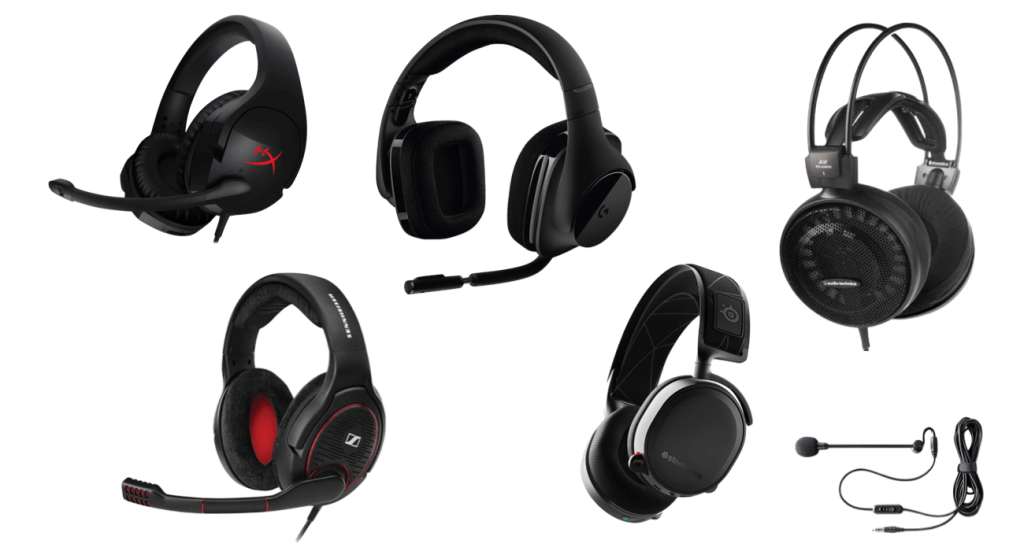 5 Best Gaming Headsets For 2020 Wired Wireless Budget Diy