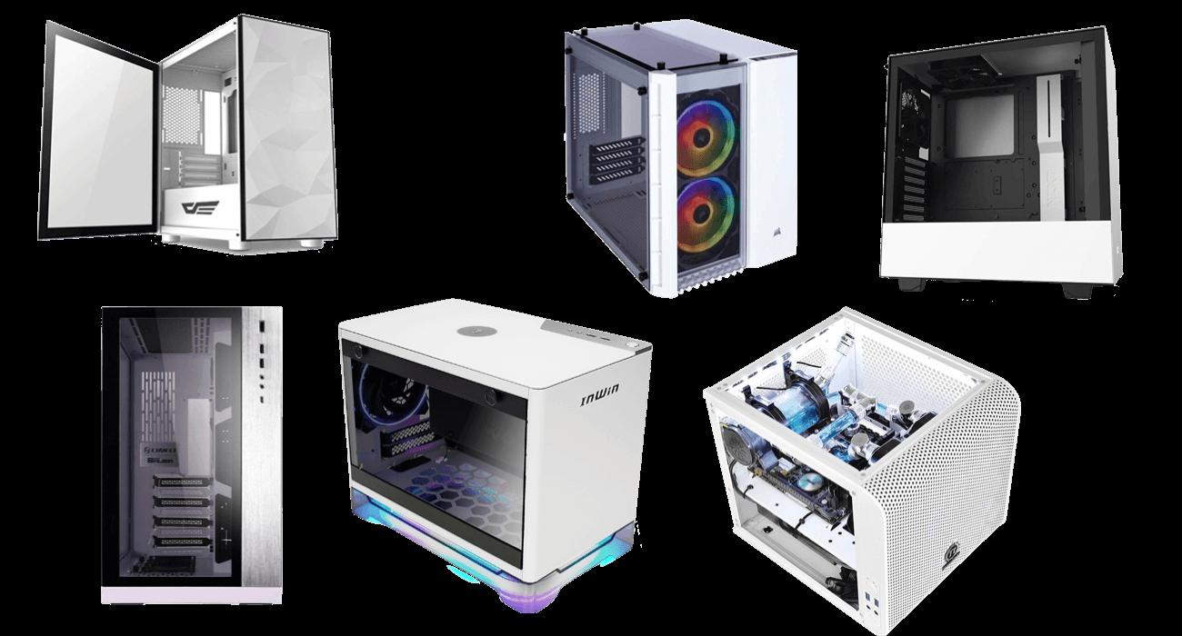 Best White PC Cases