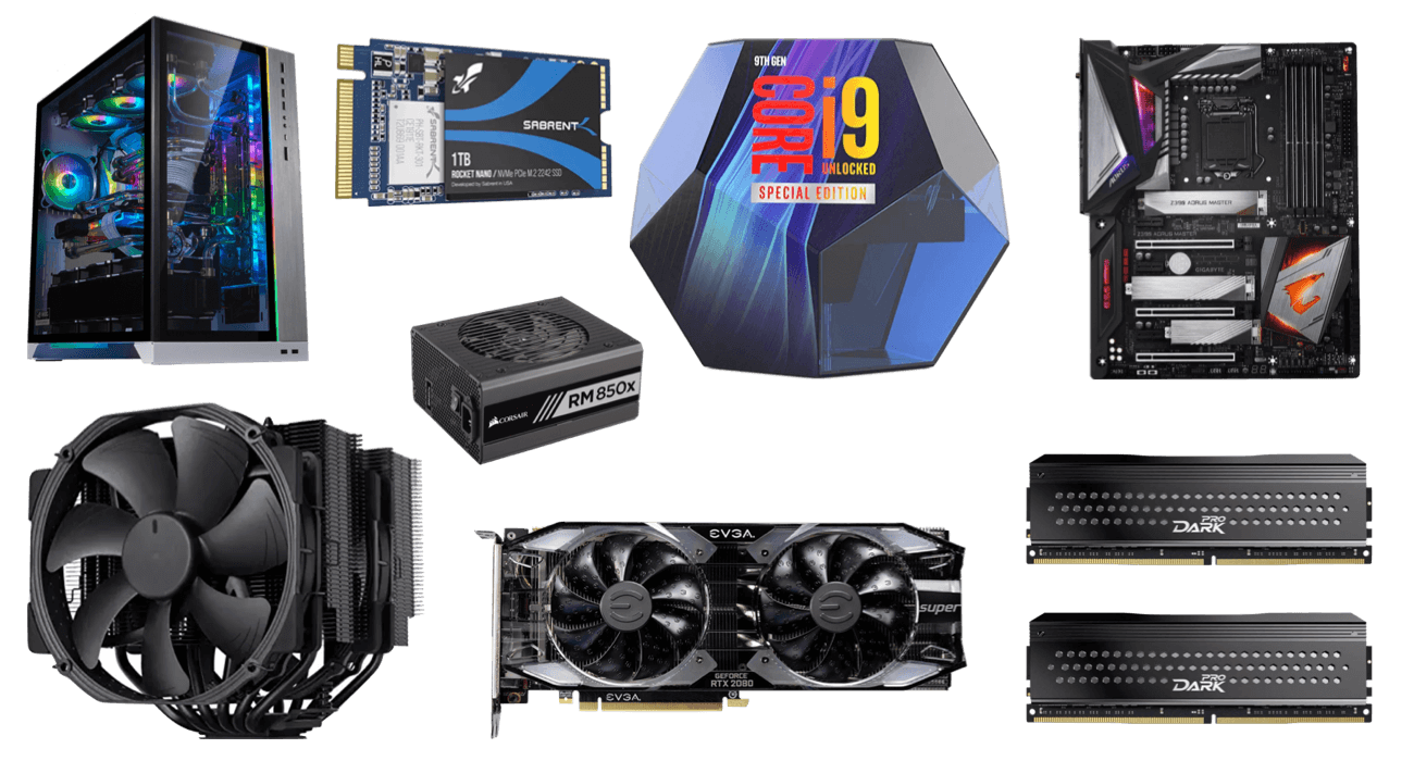 Best Gaming Pc Build 2020.2300 Enthusiast I9 9900ks Gaming Pc Build For 2020