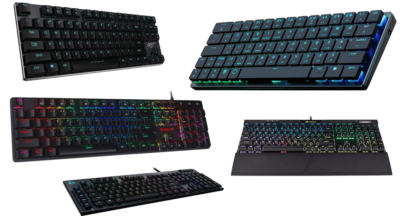 Best low profile mechanical keyboards