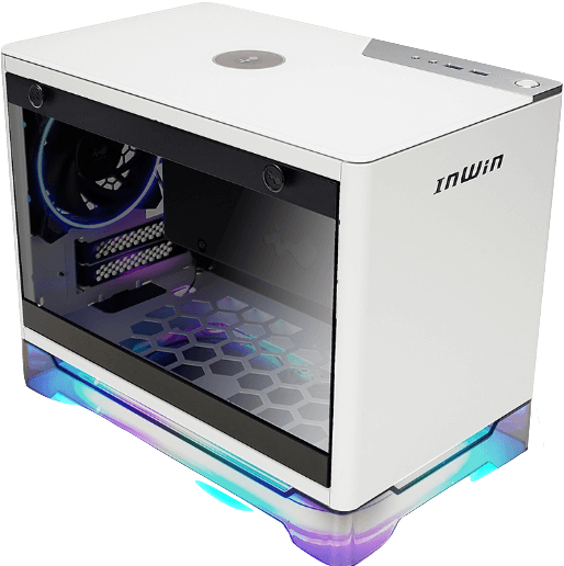 InWin A1 Plus White