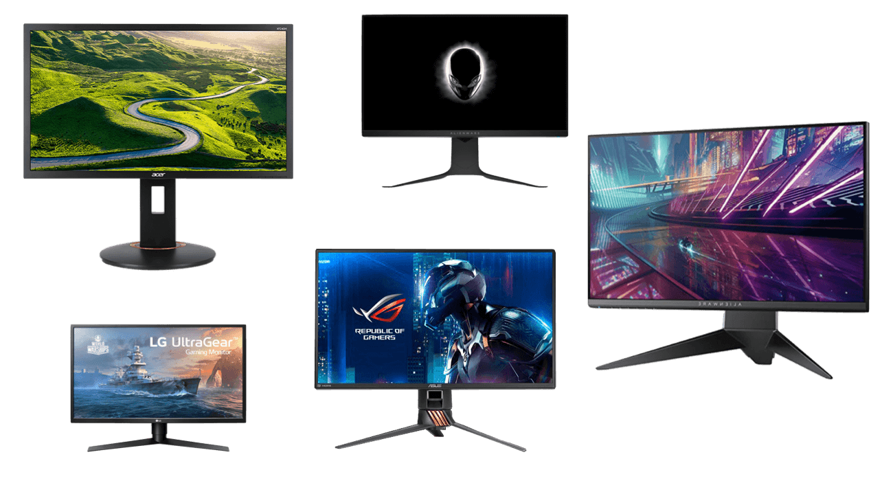 best 1080p 240hz monitors
