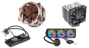 Best CPU coolers for ryzen 9 3950X