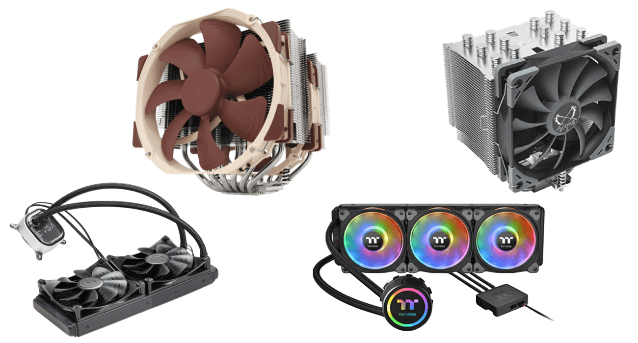 Best CPU coolers for ryzen 9 3950X