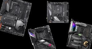 Best motherboards for ryzen 9 3950x