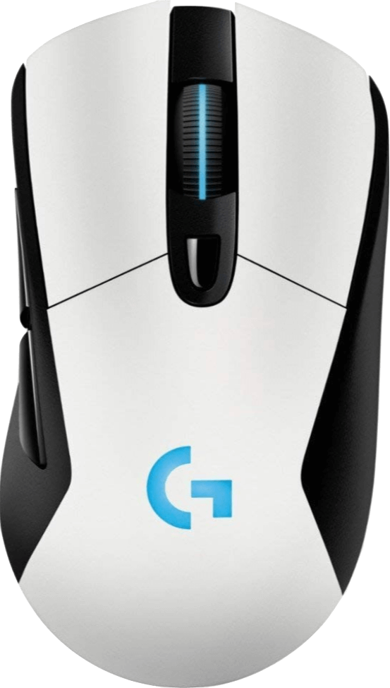 Logitech G703 White Mouse