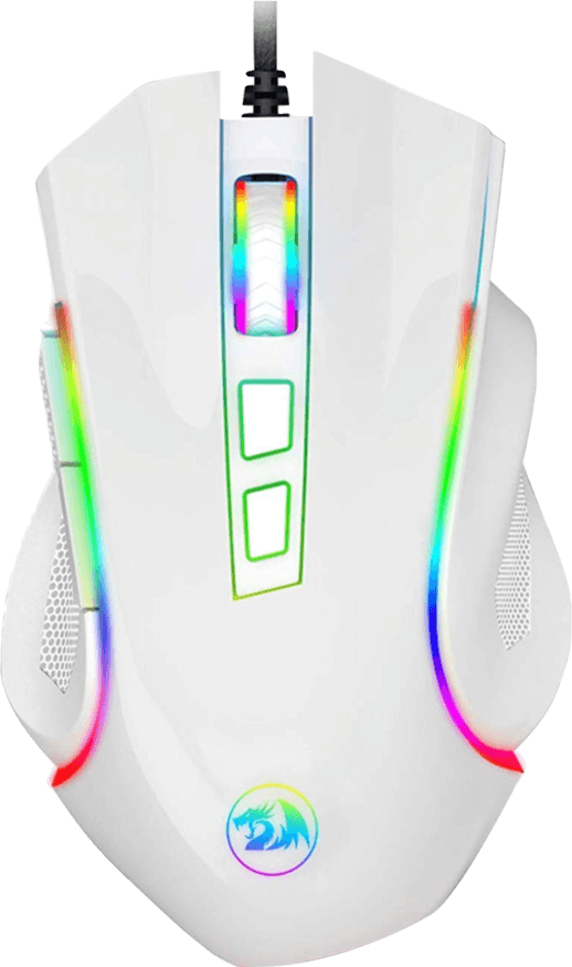Redragon M602 White Gaming Mouse