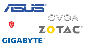 best graphics card brands manufacturers