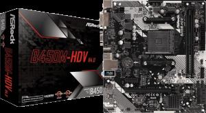 ASRock B450M-HDV