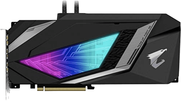 Gigabyte AORUS RTX 2080 Super Waterforce GPU