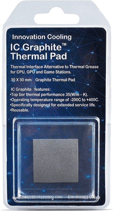 Innovation Cooling IC Graphite Thermal Pad