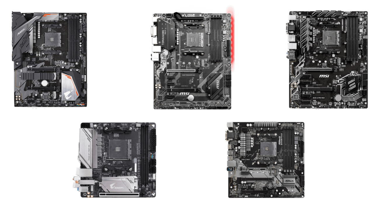 best budget b450 motherboards